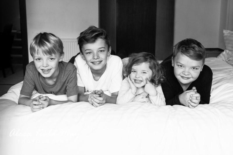 Childrens Photographer - Parsons Green - London