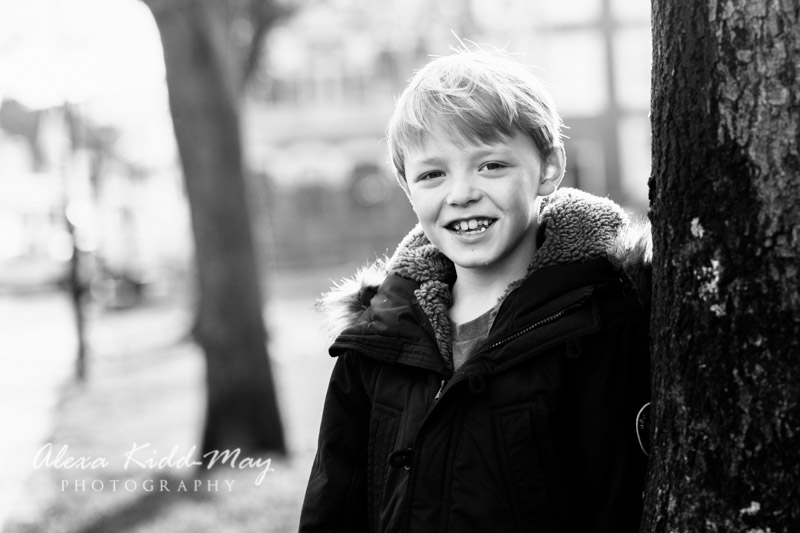 Childrens Photographer - Parsons Green - London
